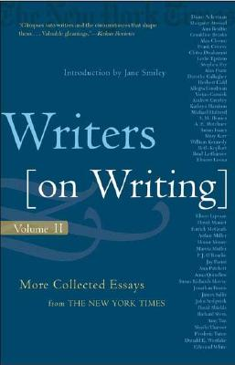 Writers on Writing By Smiley, Jane (INT)